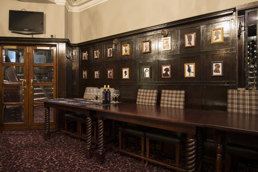 The Old Doctor Butler's Head Moorgate Function Room 1