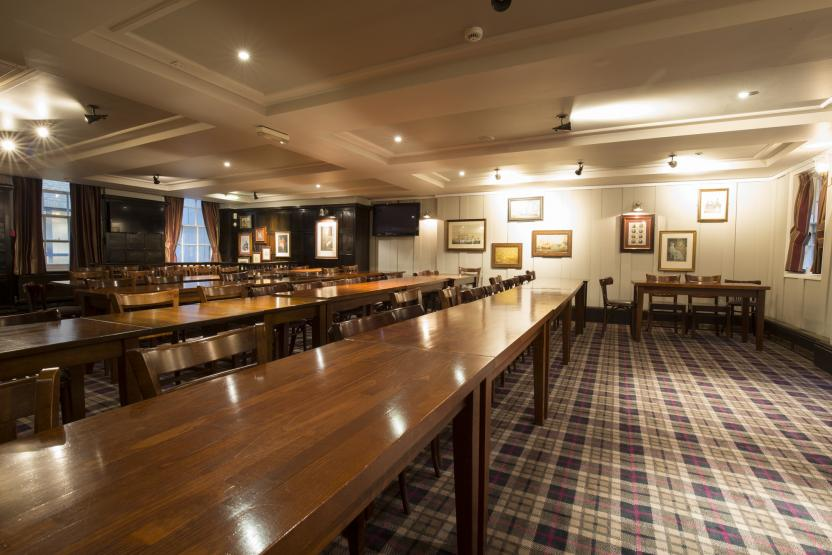 The Old Doctor Butler's Head Moorgate Function Room 3