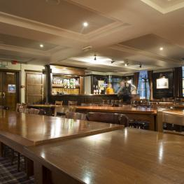 The Old Doctor Butler's Head Moorgate Function Room 4