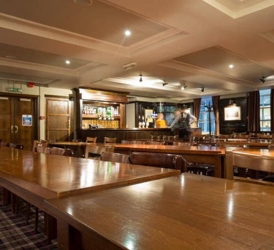 The Old Doctor Butler's Head Moorgate Food in the Function Room 2